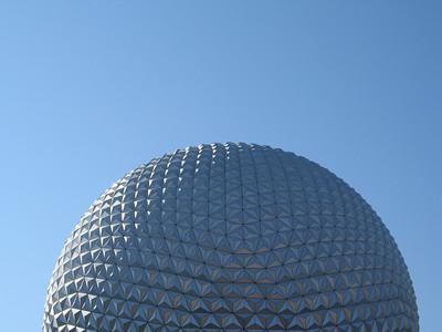 How big is Disney World?